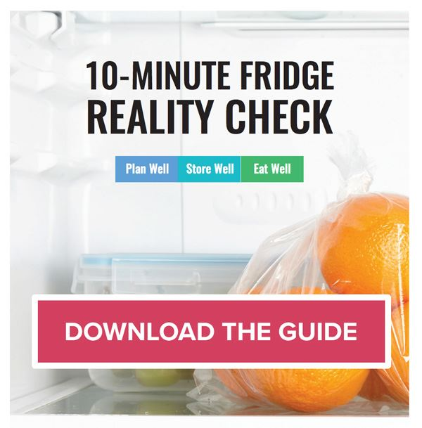 10 Minute Fridge Reality Check Opens in new window